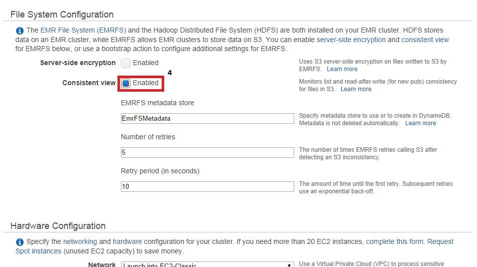 Ensuring Consistency When Using Amazon S3 and Amazon Elastic