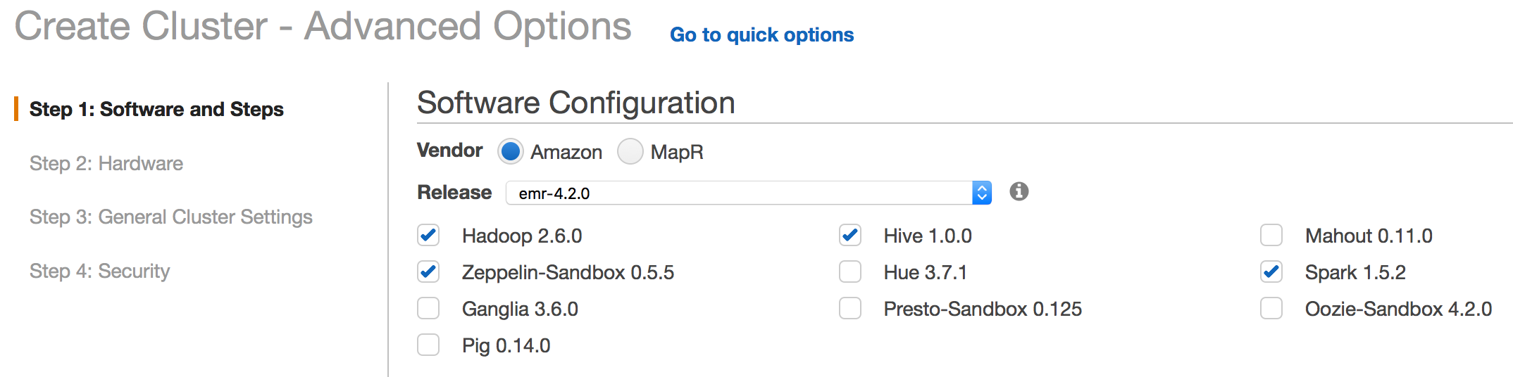 Building a Recommendation Engine with Spark ML on Amazon EMR