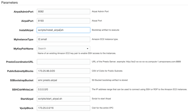 Analyze Data with Presto and Airpal on Amazon EMR | AWS Big