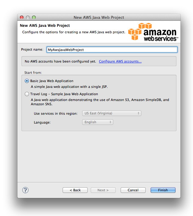 Eclipse Deployment: Part 1 – AWS Java Web Applications | AWS