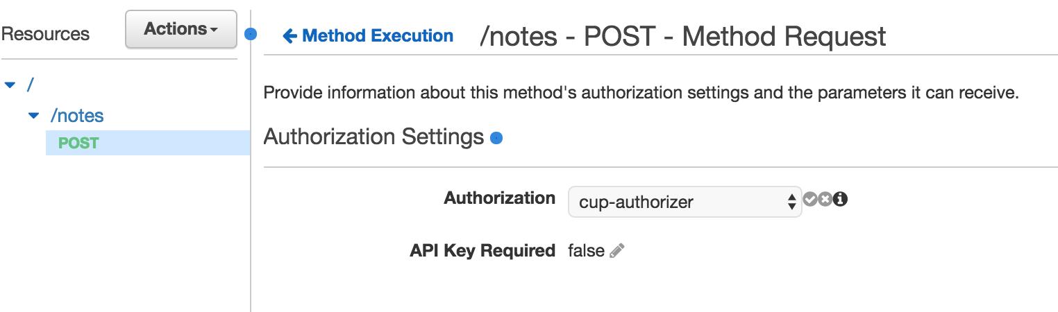 Integrating Amazon Cognito User Pools with API Gateway   AWS Mobile Blog