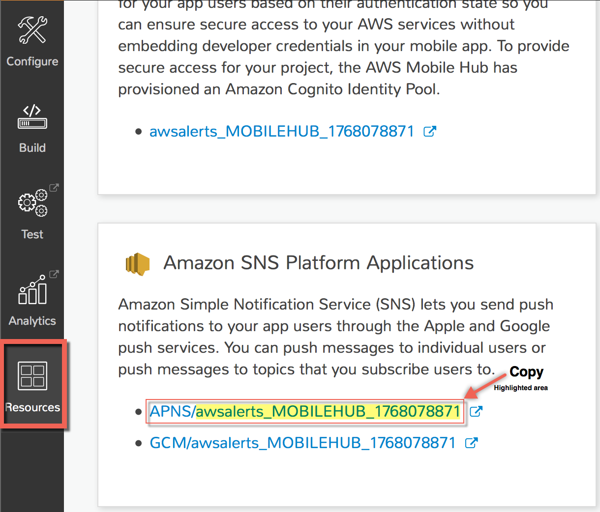 Migrating from Parse Push to Amazon SNS | AWS Mobile Blog