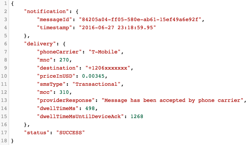 Introducing Worldwide SMS Messaging | AWS Mobile Blog