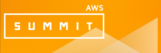 Banner for 2016 AWS Summits