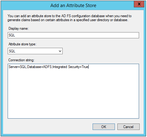 Image showing addition of specific attributes
