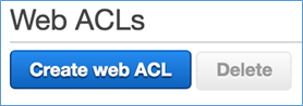 Image of web ACL button