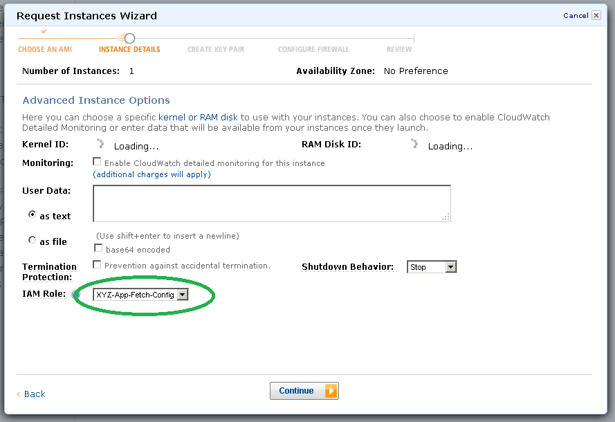 A Safer Way to Distribute AWS Credentials to EC2 | AWS