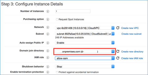 How to Connect Your On-Premises Active Directory to AWS