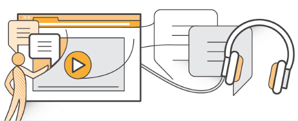 AWS Webinars logo